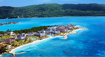 jamaica all inclusive resort discounted couples, family and wedding packages