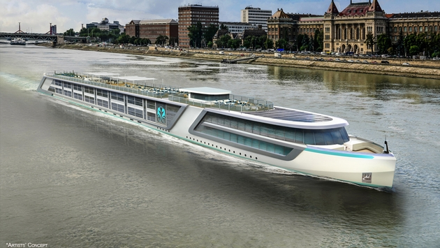 "Less than a month after its July 20 announce to expand into yachts, air tours and river cruises, and launch three new 1,000 passenger ships, unveiled details of its two new river cruise ships, These two new vessels, set to sail in Europe starting in March 2017, will feature 70 cabins (140 passengers double occupancy) and a yacht-like design. They will come with 250-square-foot standard suites and two 500-square-foot penthouses. Both vessels will be built by Lloyd Werft shipyard in Germany. ""We continue to listen to what our guests and the luxury traveler want, and river cruises are what they've been telling us they want for some time,"" said Edie Rodriquez, Crystal's president and CEO. ""But more importantly they want to experience river cruises on a luxury Crystal vessel, and their desires will be fulfilled on our luxury Crystal river yachts."" Standard suites will feature walk-in wardrobes, American king-size beds and bathrooms with double vanities. Large public areas will include the Palm Court with a dance floor and glass-domed roof, as well as a fitness center and spa.  Itineraries are still being finalized but destinations will include France, Germany, Switzerland, Holland, Belgium, Austria, Slovakia, Hungary, Croatia, Serbia, Romania and Bulgaria. Ships will also sail during daytime hours so cruisers can enjoy the river scenery. There will also be scheduled overnight ports so they can experience included culinary experiences at Michelin-star restaurants and local eateries, as well as exclusive evening events and entertainment. In addition, Crystal will offer immersive Crystal Adventures, as well as a new shoreside program called Active Exploration Adventures. These are high-intensity, active, complimentary programs to help guests stay fit during vacation. In addition, guests can use bicycles (electric and manual), Segways and other active gear to explore on their own. A luxury yacht tender will be available for private yachting experiences to more secluded adventures. Itineraries, fares and bookings for Crystal River Cruises"